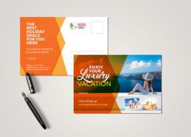 Direct Mailer Design