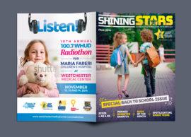 Magazine Advertisement Design