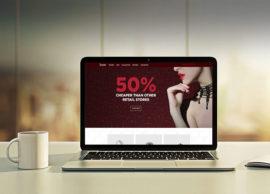 Website Design, UI Design